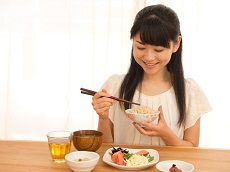 集中力 食べ物